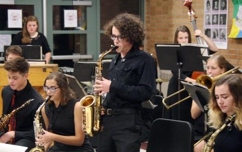Music department puts on annual Gala: Photo slideshow