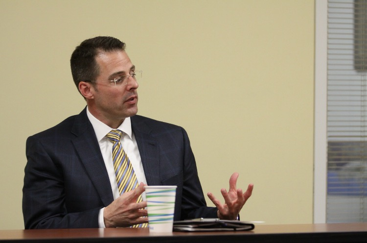 Superintendent transferring to job as Chief Operations Officer