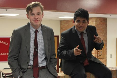 Q&A: Seniors perform well at forensics