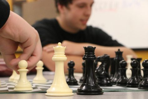 Q&A: Checkmate! Students discuss chess