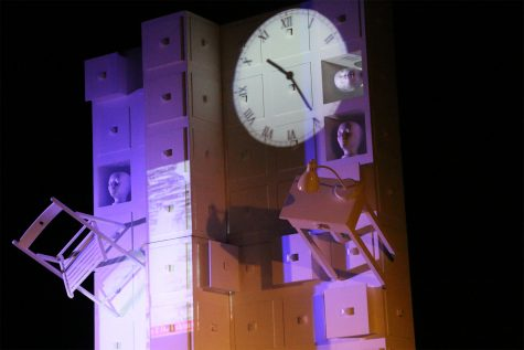 Anxiety, depression addressed in 'Still Falling' performance