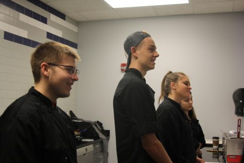 The Breakfast Club offers culinary and business experience