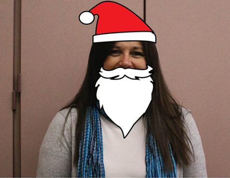 Santa Claus is coming to LHS