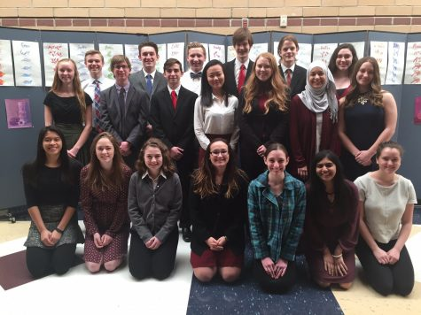 AP students compete at National History Day