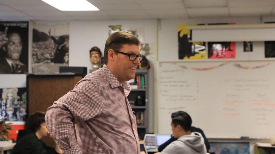 Teacher Profile – Jack Hood