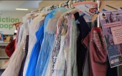 Public library hosts prom dress giveaway