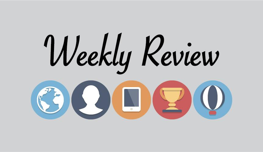 The Weekly Review: Issue 3