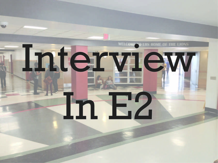 Interview in E2: Issue 3