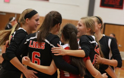 Volleyball loses at home