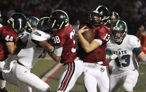 Slideshow: LHS v. Free State football game