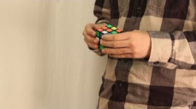 VIDEO: Rubik's Cube competition set for Saturday