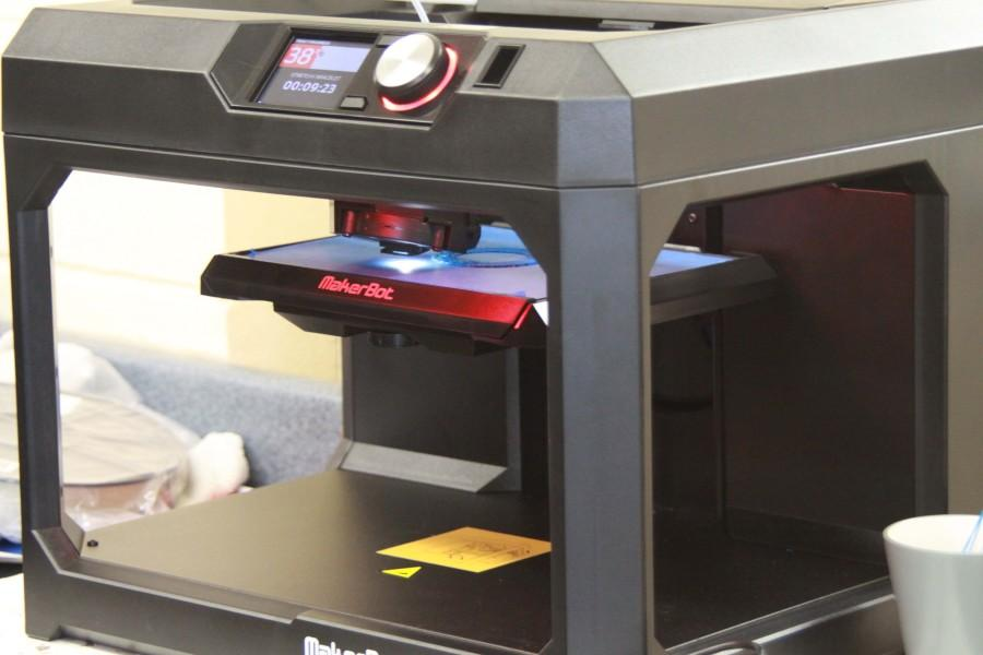 Tech Ed classes go 3D with new printer