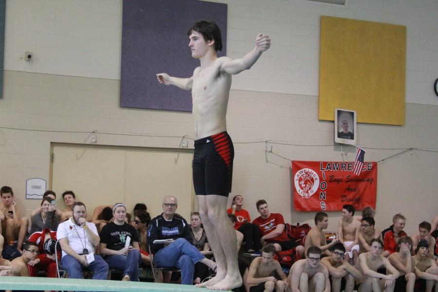PHOTOS: Swim team places 2nd at Free State