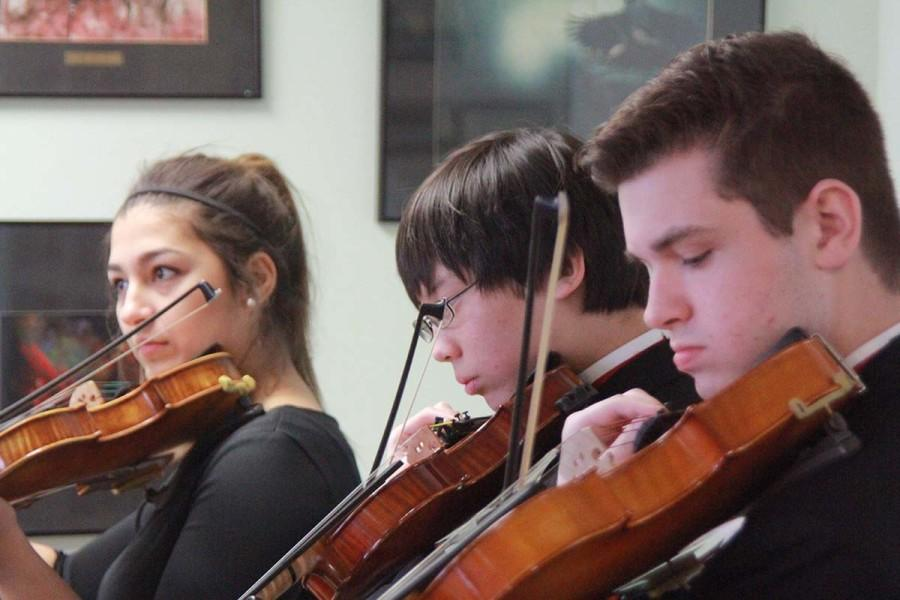 PHOTOS: Orchestra hits the road for Serenade Your Sweetheart