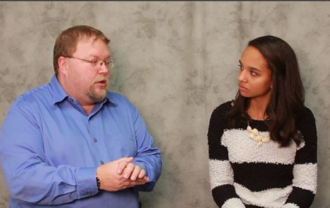 Counselor Aaron Ebke talks about local scholarships
