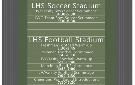 Schedule: Jamboree kicks off fall sports seasons