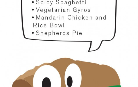 Cafeteria introduces new lunch options