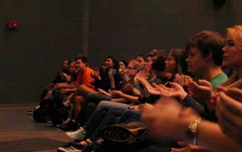 Video: Black Violin visits LHS