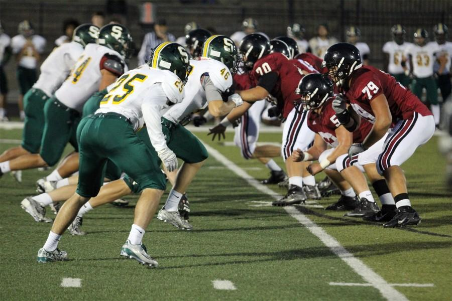 Lions bring home the win against Shawnee Mission South winning Homecoming game, 42-6