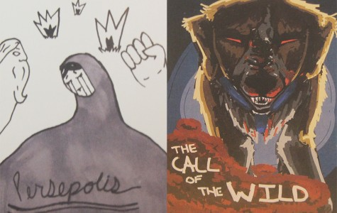 Students face professional competition for Banned Books Week contest