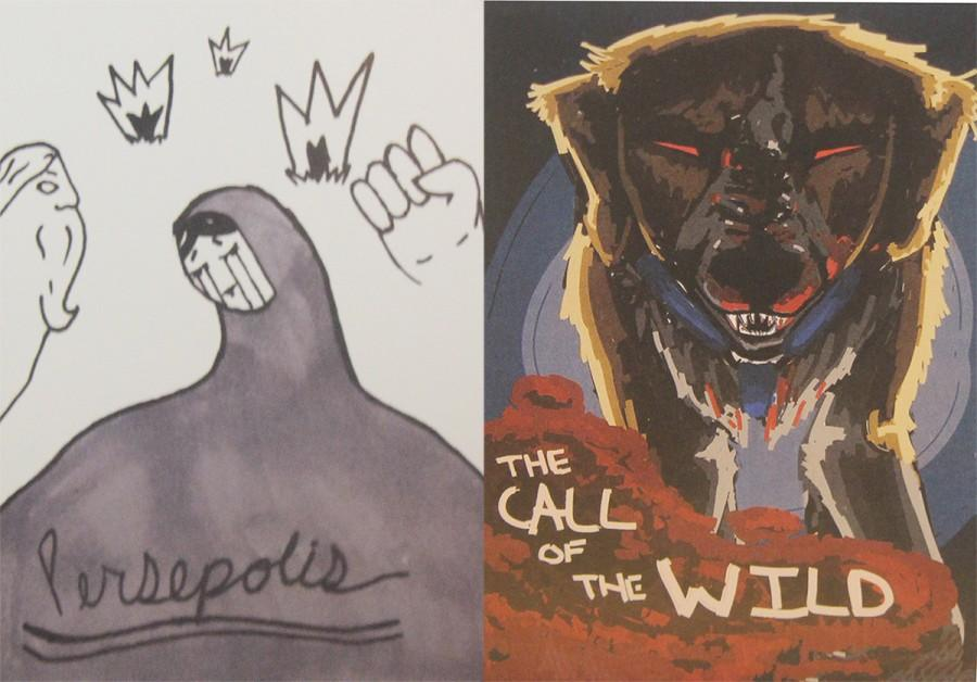 %22Persepolis%22+by+Aidan+Rothrock+and+%22The+Call+of+the+Wild%22+by+Alexandra+Simmons