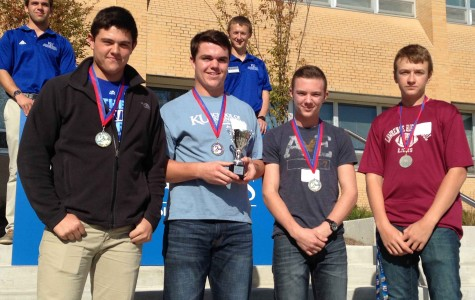 Engineering students excel at competition at University of Kansas
