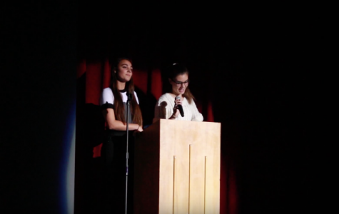 Students share talents at FYI Talent Show