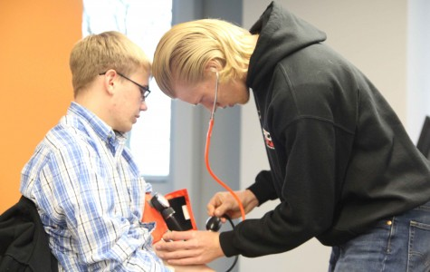 Career center keeps students coming