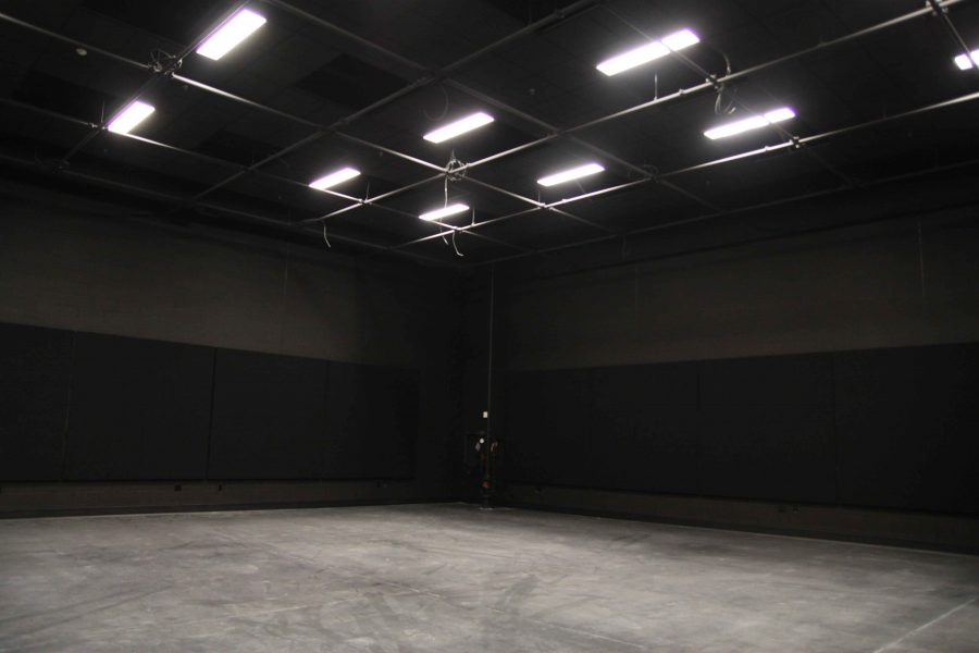 The+new+black+box+theater+will+be+used+for+future+performances.