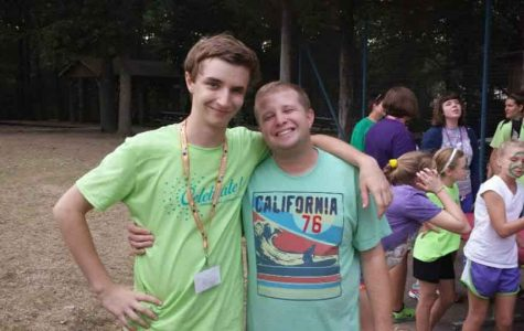 Camp Barnabas brings students together