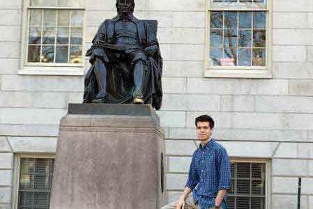 Harvard bound