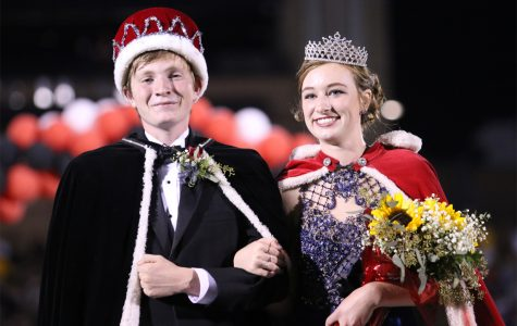 PHOTOS: Lions win Homecoming game 49-19