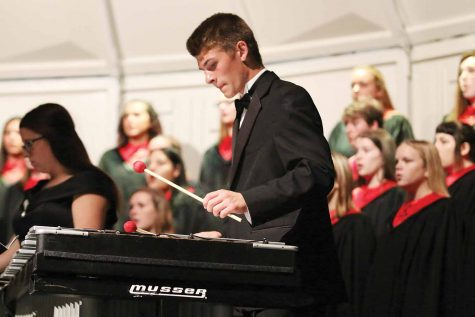 Choir students join national ensemble