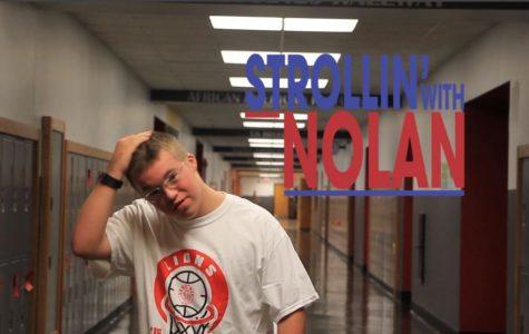 Strollin' with Nolan | Episode 1