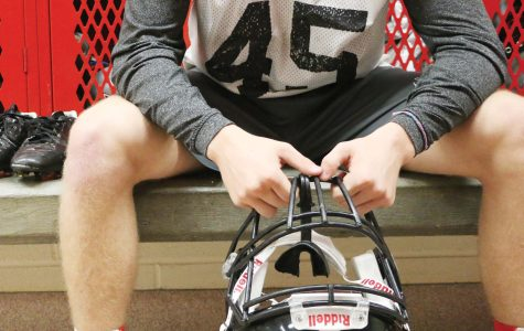 Student athletes less likely to discuss mental health