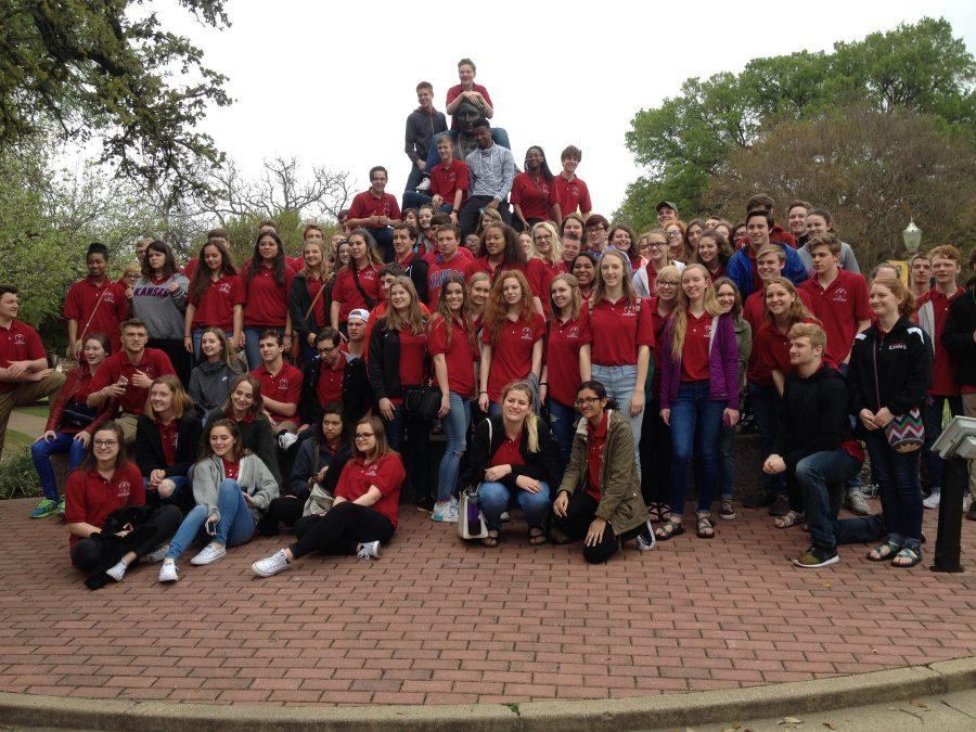 Blog: Staffer talks choir trip