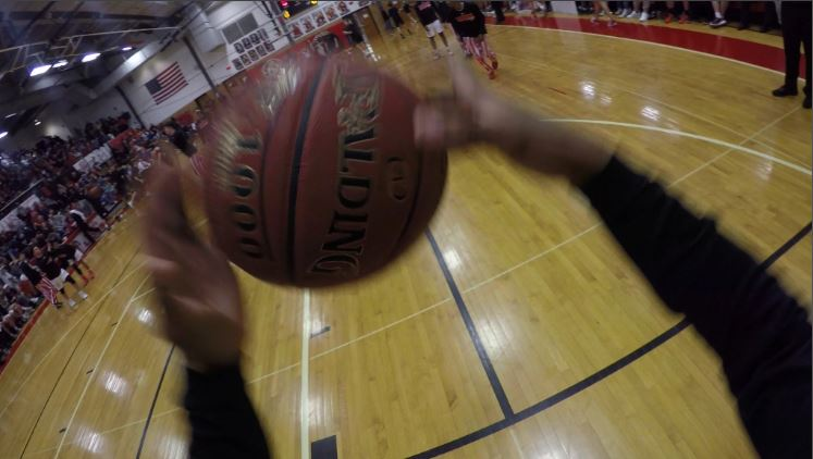 GoPro at the city showdown