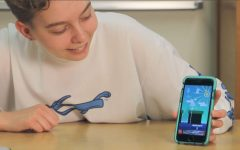 VIDEO: Staffer tries playing Chicken Scream
