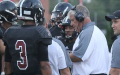 Football coach speaks out after difficult week