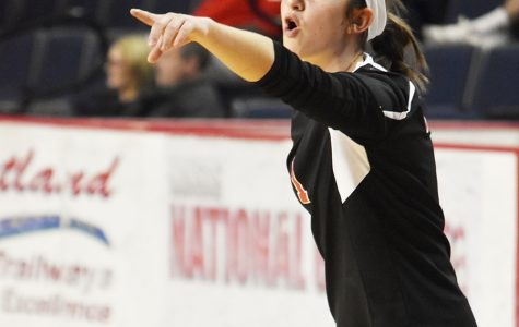 Volleyball team makes first state appearance since 2009
