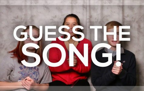 Guess The Childhood Song w/ Staff