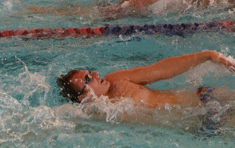 Swimming into success