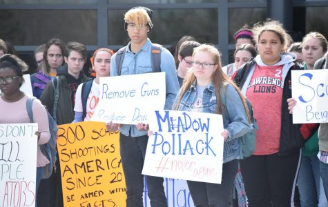 SAFER participates in national walkout