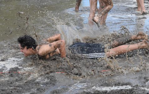 Mud Volleyball tradition continues