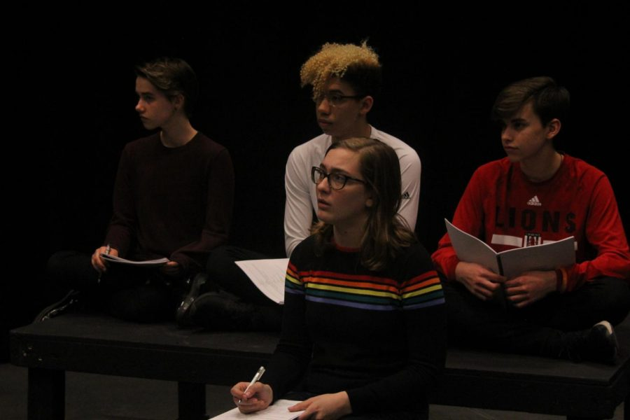 Spring play success despite limited rehearsal time