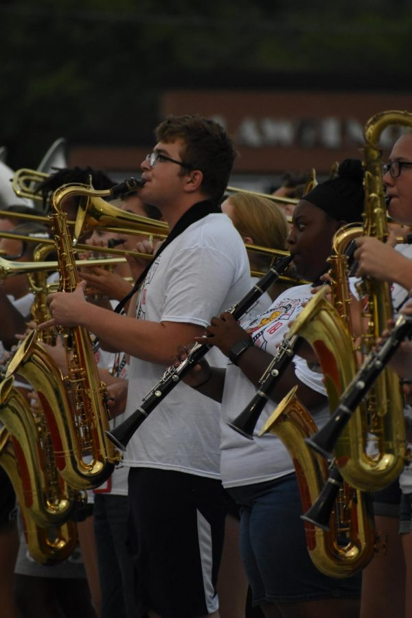 KU Band Day cancellation changes long-standing LHS tradition
