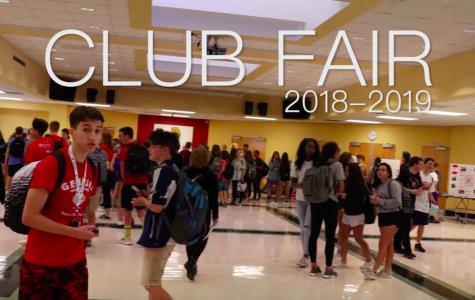 Club Fair 2018-2019