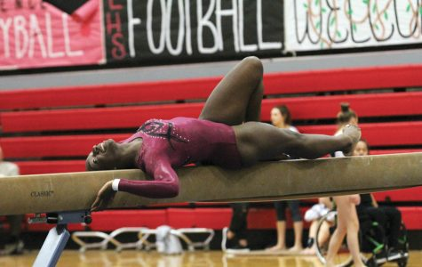 Girl's gymnastics season starts off strong