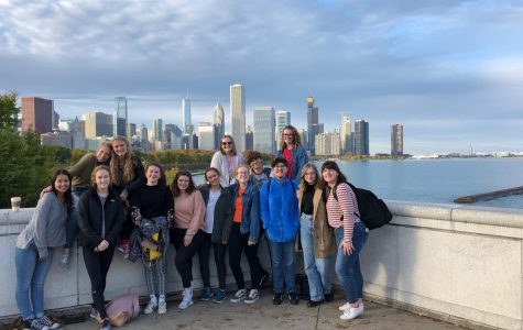 The Budget travels to Chicago for JEA/NSPA convention