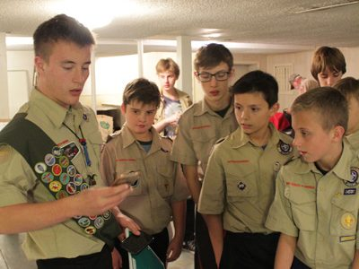 Scouts work to obtain Eagle Scout rank before aging out